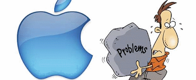 Apple financial problems