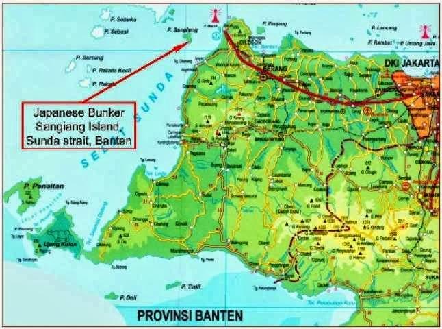 Download this Lokasi Pulau Sangiang picture