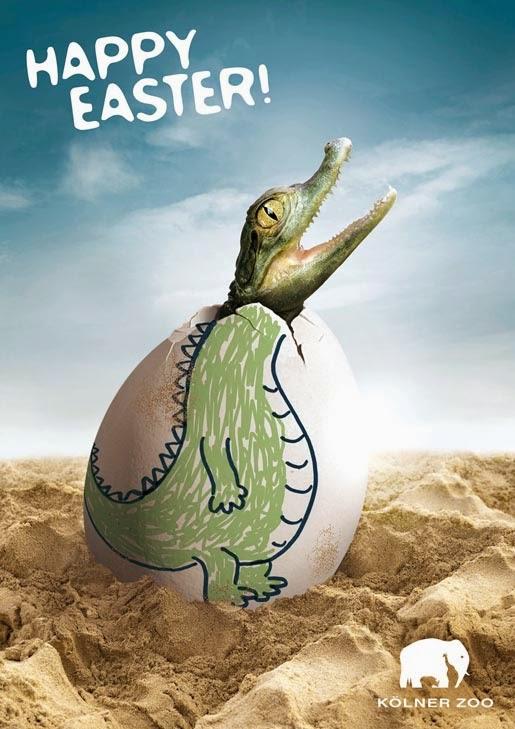 Publicidad Creativa, Pascua, Kölner Zoo