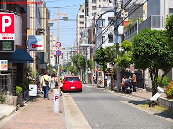 Yokoso Japan: Day 8 Kyoto ~ Kobe (Kobe Mosque & Kobe Port tower)