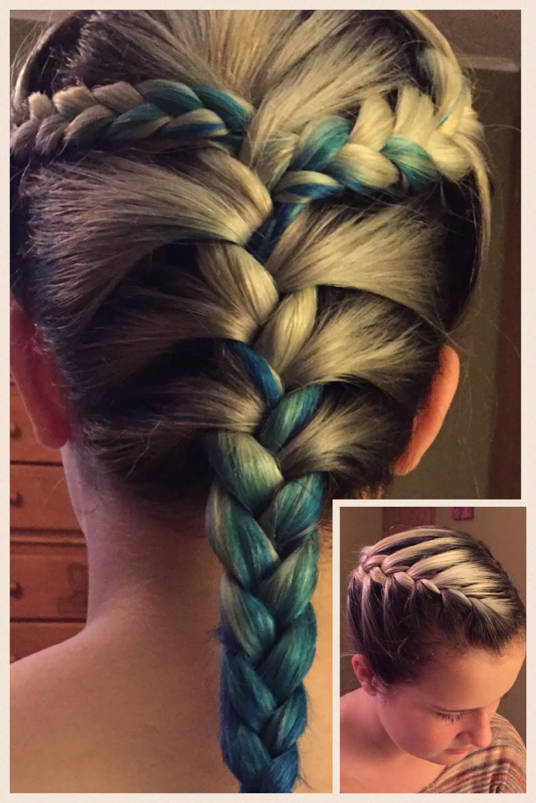 Color Focused Braid