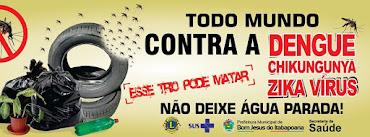 """""""Combate"""" a dengue no papel – Oneroso e ineficaz"""
