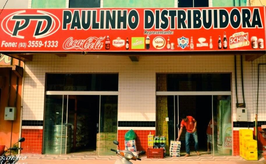 PAULINHO DISTRIBUIDORA,ATENDENDO EM TODO O MUNICÍPIO DE TRAIRÃO