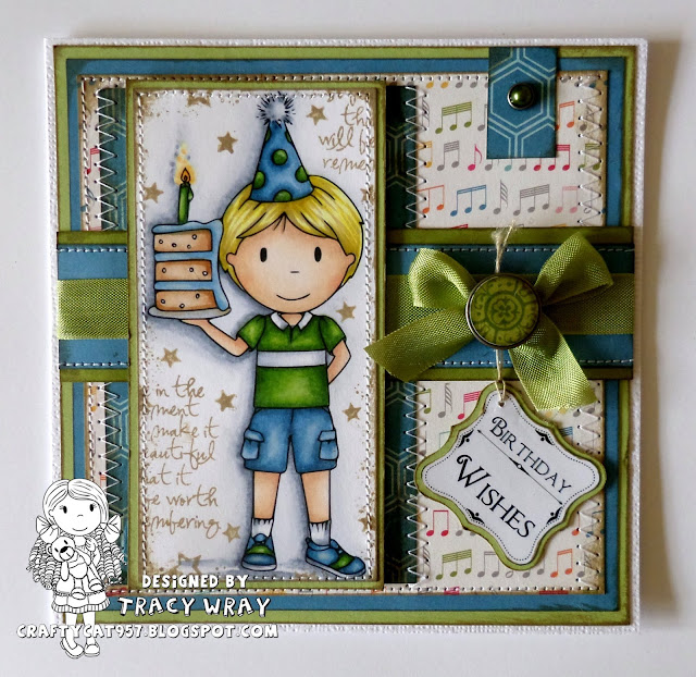 BIRTHDAY CAKE OWEN