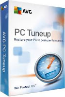 avg pc tuneup cleanup and optimizer software