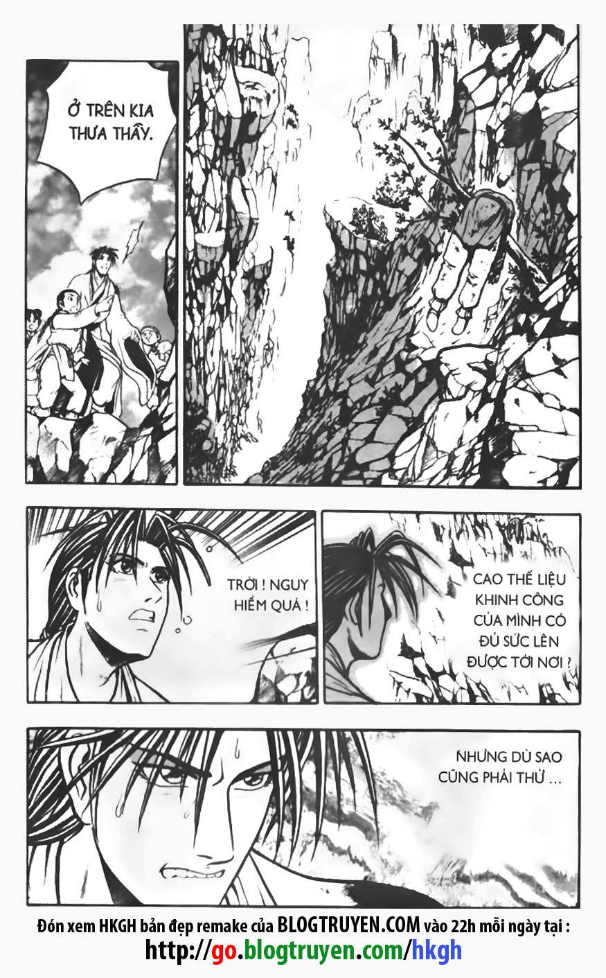 xem truyen moi - Hiệp Khách Giang Hồ Vol11 - Chap 074 - Remake