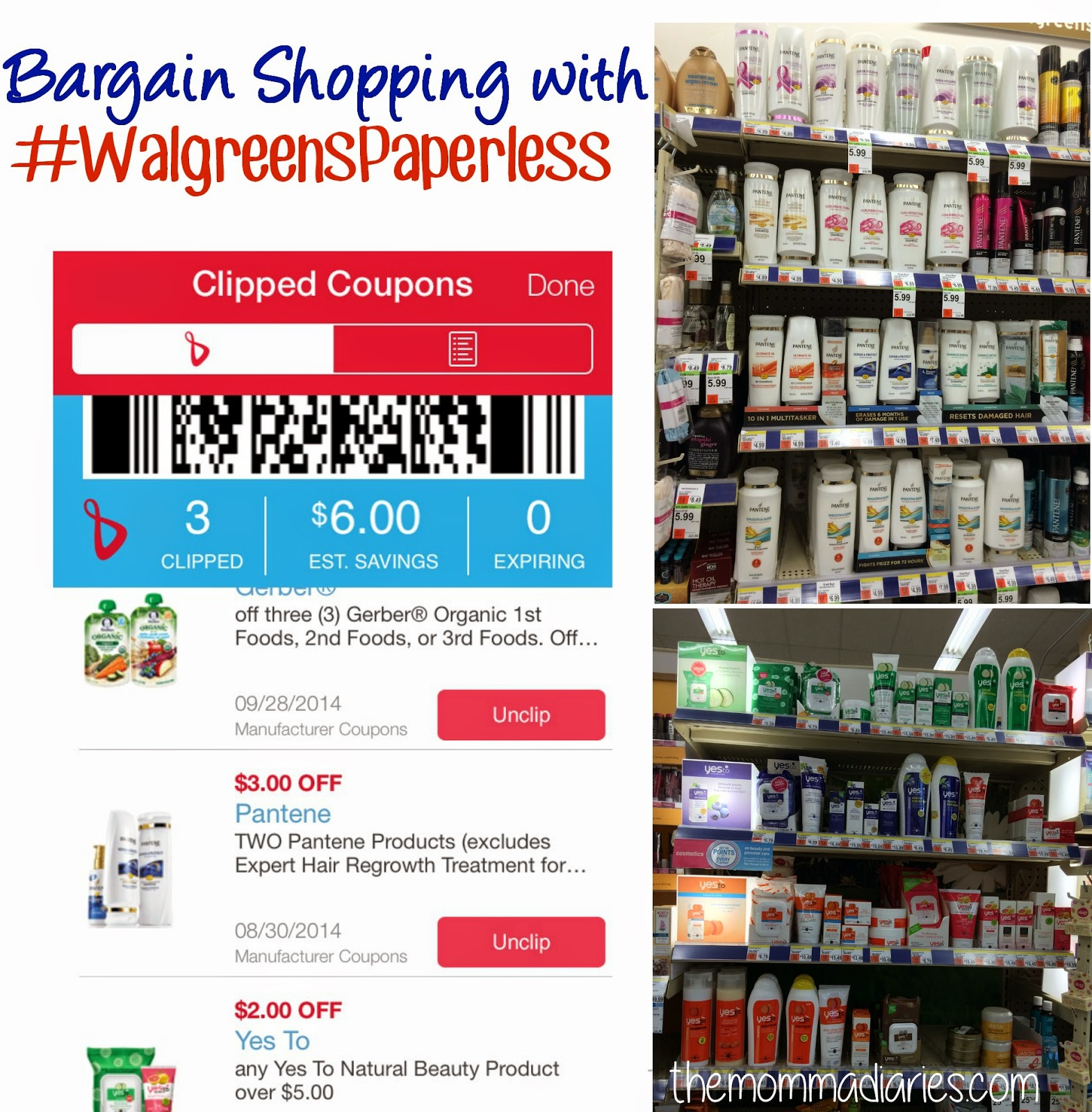 #WalgreensPaperless #shop #cbias