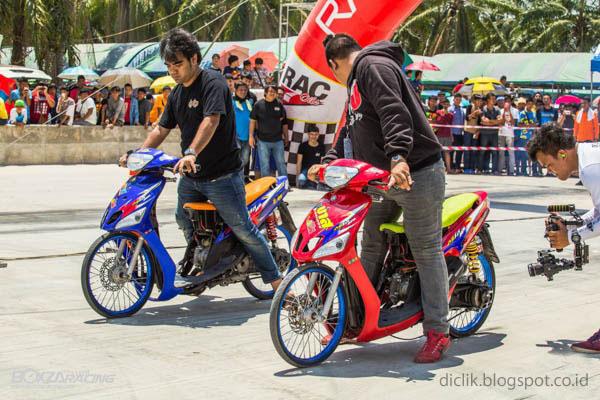 modifikasi motor mio thailand terpopuler