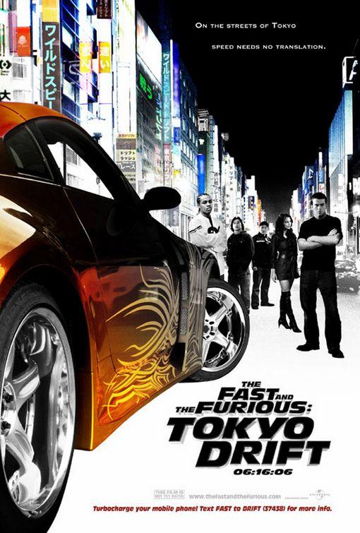 furious  tokyo drift  2006