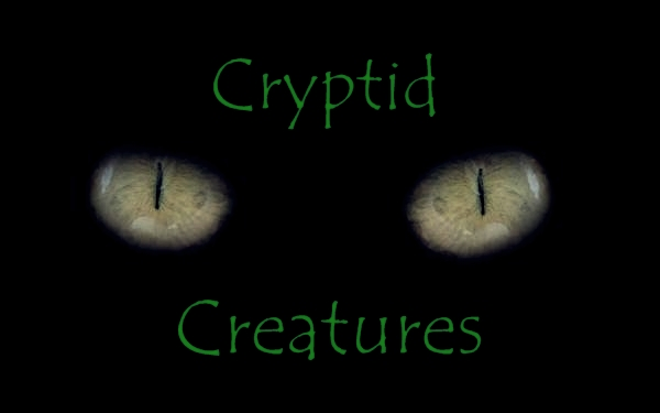 The Paranormalistics List Of Cryptids