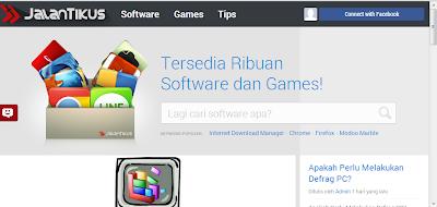 Jalantikus.com Game PC dan Android Gratis Terbaru Dengan Server Lokal