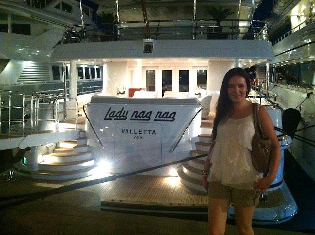 Lady Nag Nag Yacht Monte Carlo