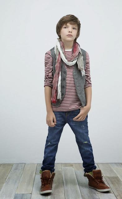 детская мода 2013-2014