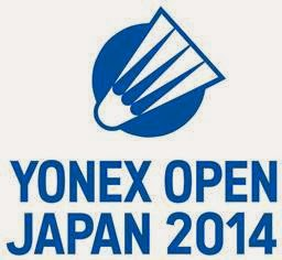 Jadwal Japan Open Super Series 2014