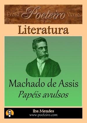 Papéis avulsos, de Machado de Assis