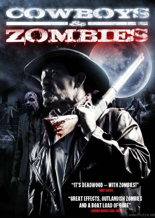Ver Cowboys & Zombies  - The Dead Damned (2010) Online