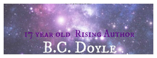 Author at Sixteen: B.C. Doyle