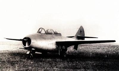 МиГ-9 УТИ