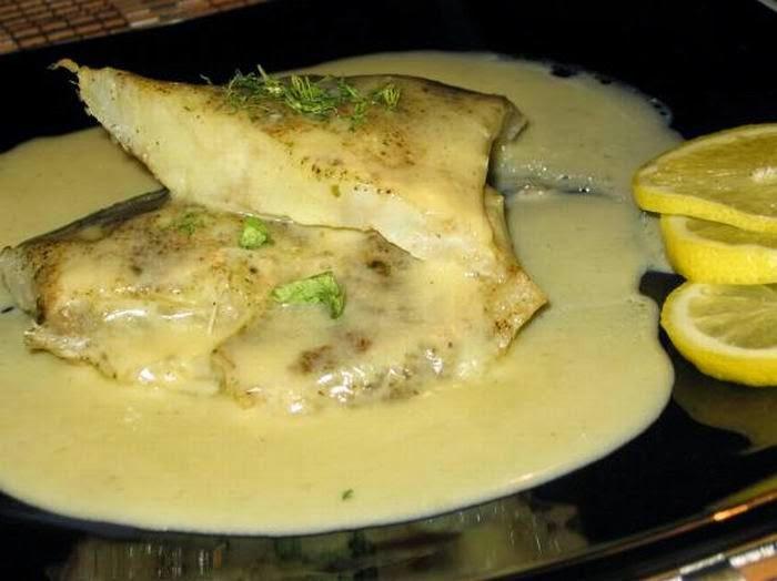 Как сделать соус для рыбы