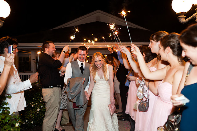 Procopio+Photography 1137 Our Wedding Day: Sparkler Exit