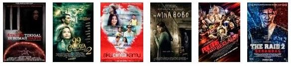 Lihat Film Indonesia Bulan Maret 2014