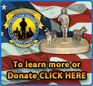 Lets Honor Military Working Dogs