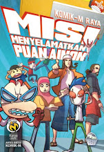KOMIK-M RAYA #3 : MMPA