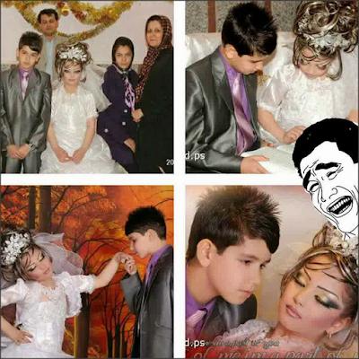Menikah di Usia 13 Tahun Hanya Karena Kenalan Online!