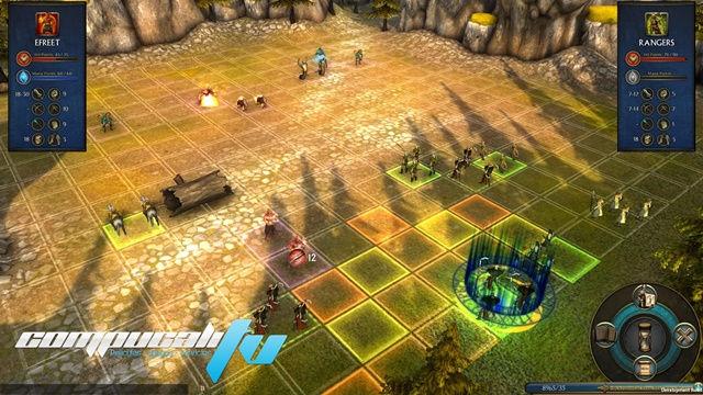 Worlds of Magic PC Full Español