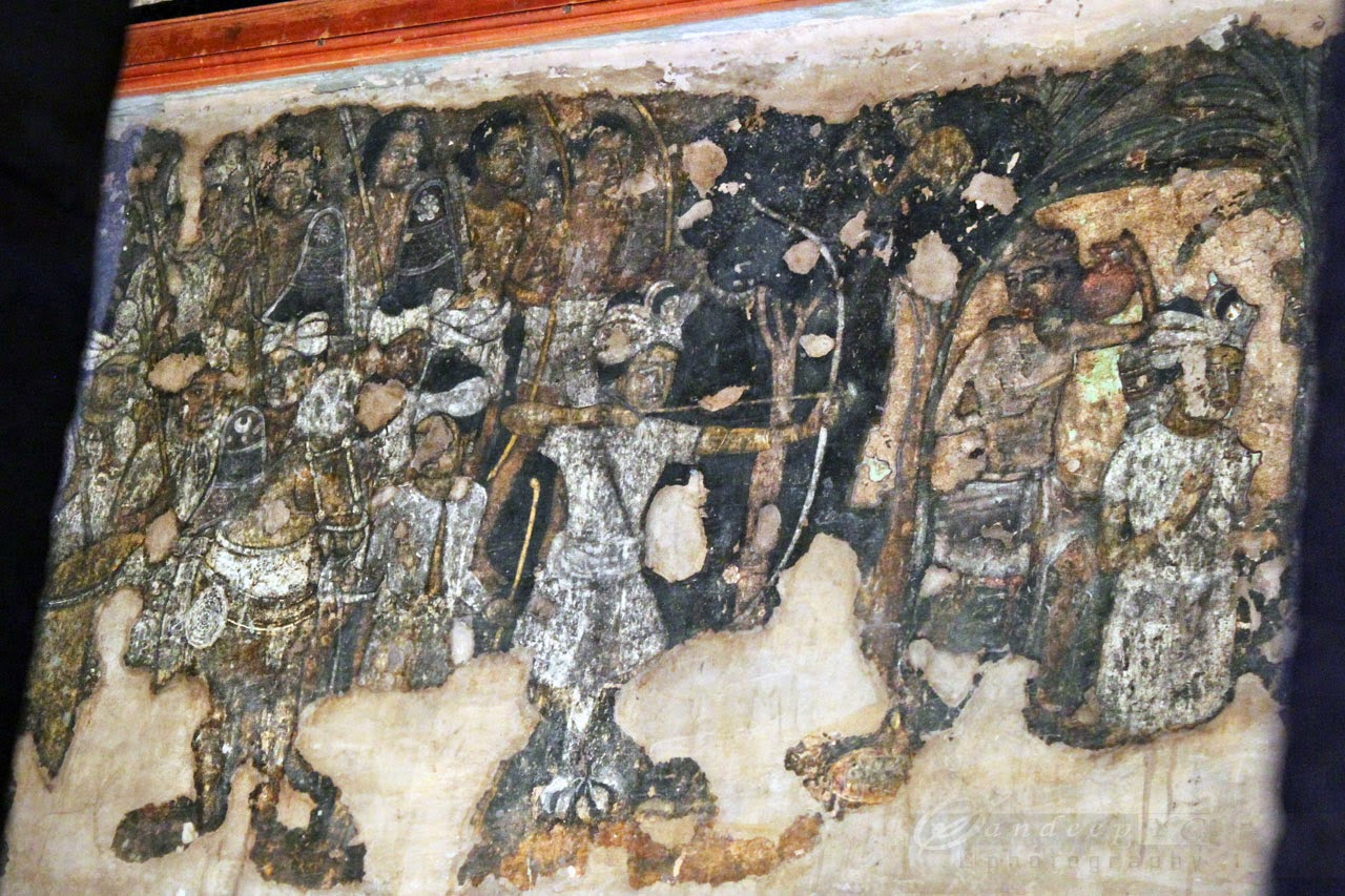 Paintings at Cave 10
