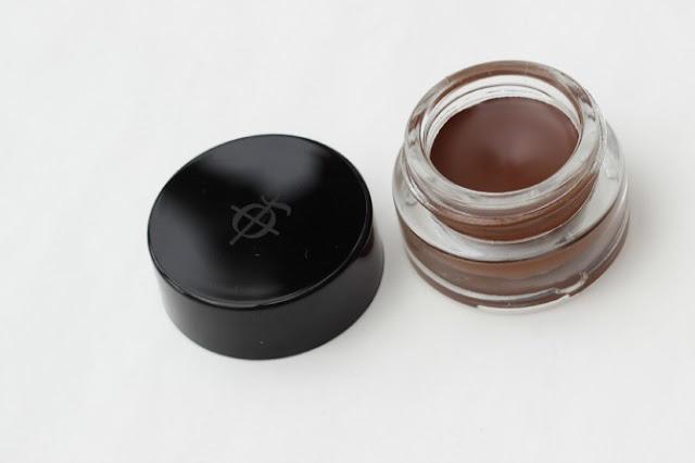 Illamasqua Precision Brow Gel in Glimpse in the pot