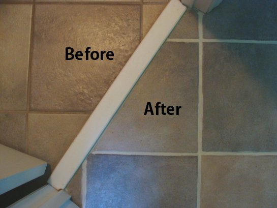 How to grout wall tile