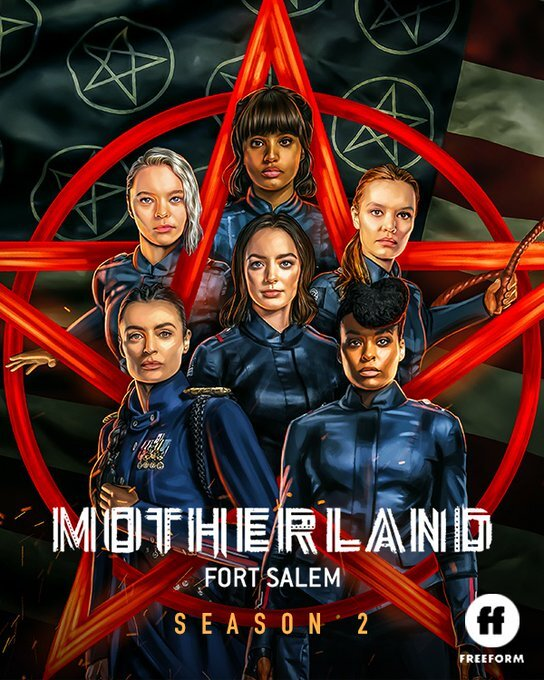 """MOTHERLAND: FORT SALEM"""