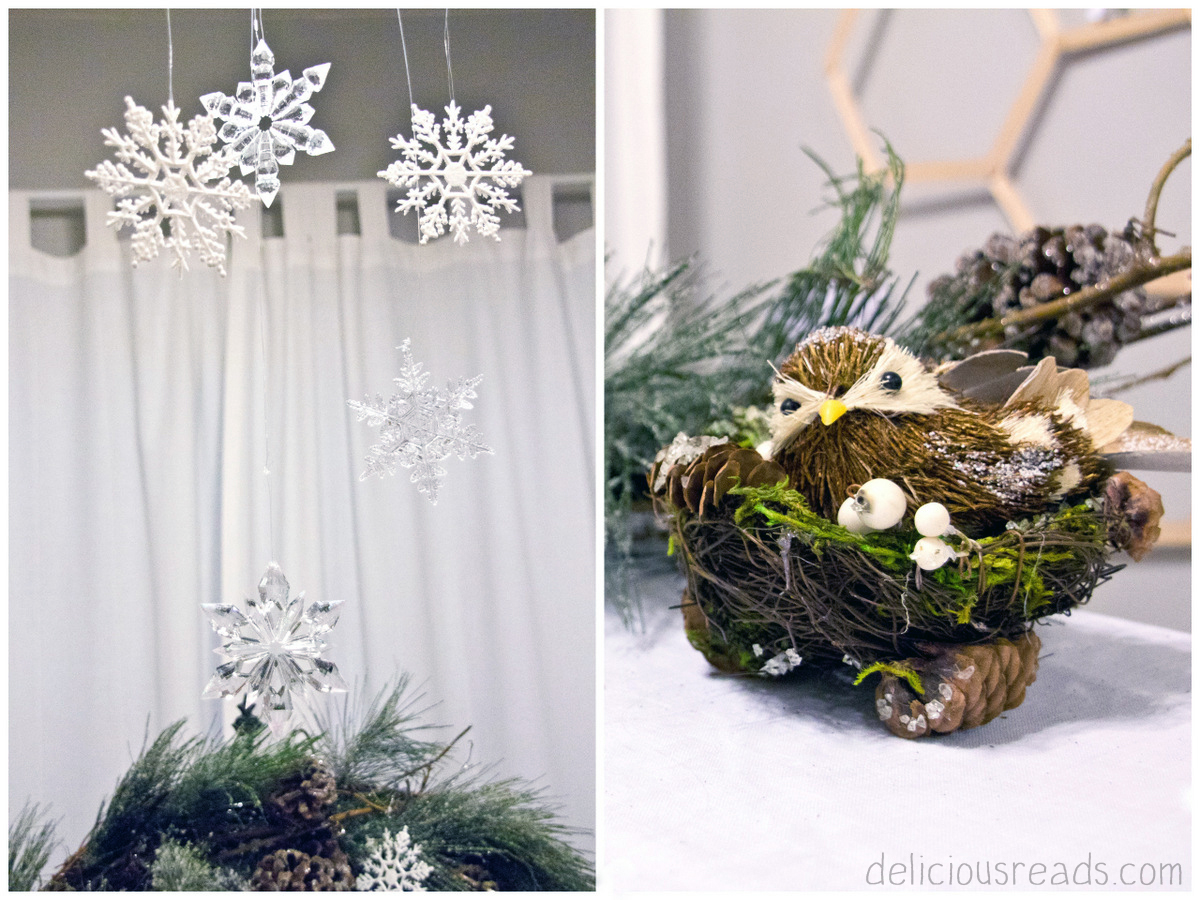 Decoration ideas for The Snow Child