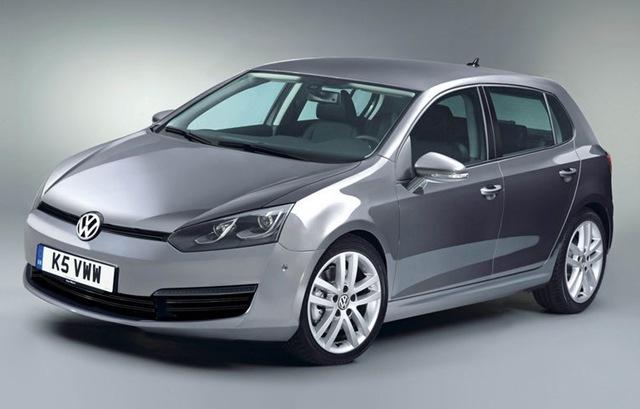 Nuevo Golf 2013: Volkswagen dio algunos datos y Videos
