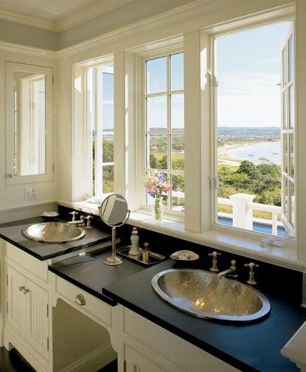 The Granite Gurus: 10 Bathrooms With Soapstone