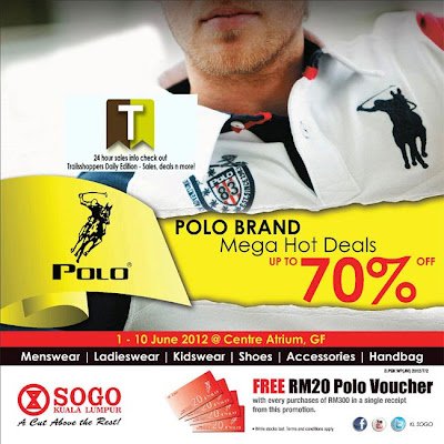 Polo Brand Hot Deals Sale 2012
