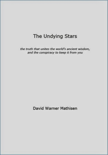 The Undying Stars: First Three Chapters