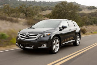 What is it?  A Venza that&#8217;s likely to please many