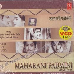 Maharani Padmini (1964 - movie_langauge) - Jairaj, Anita Guha, Sajjan, Indira, Helen, Shyama