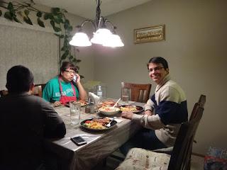 casa da familia americana