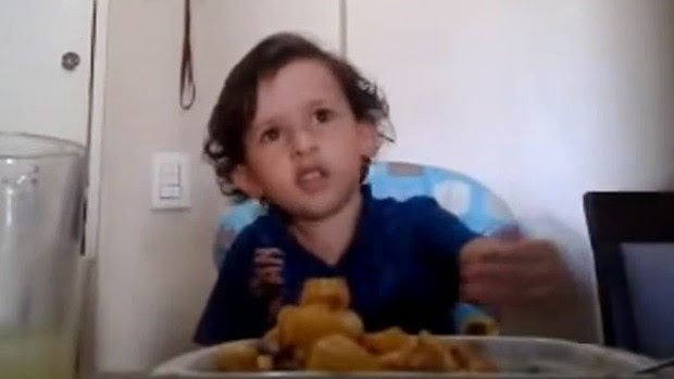 Adorable Kid Makes Mum Cry With Wise Words
