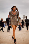 Anna Dello Russo, fashion editor of VOGUE JAPAN.LOVE HER sTYle!