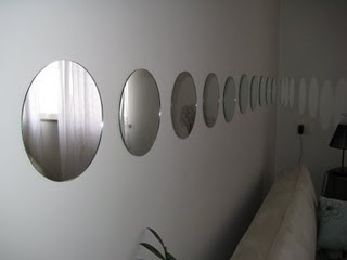 espelho%2B4 Decore a Sala Com Espelhos