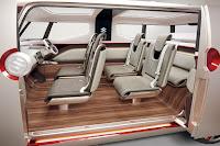 Suzuki Air Triser Concept (2015) Interior