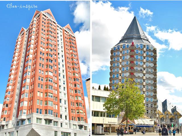 architektura Rotterdam