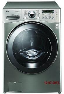 mesin cuci LG WD-D1217RD6