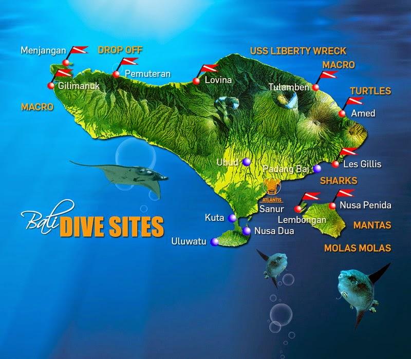 scuba diving in Bali, Amed, Tulamben, snorkeling in Bali, underwater photography, holiday in bali, nightlife in Bali, Pulau Menjangan, candi dasa,