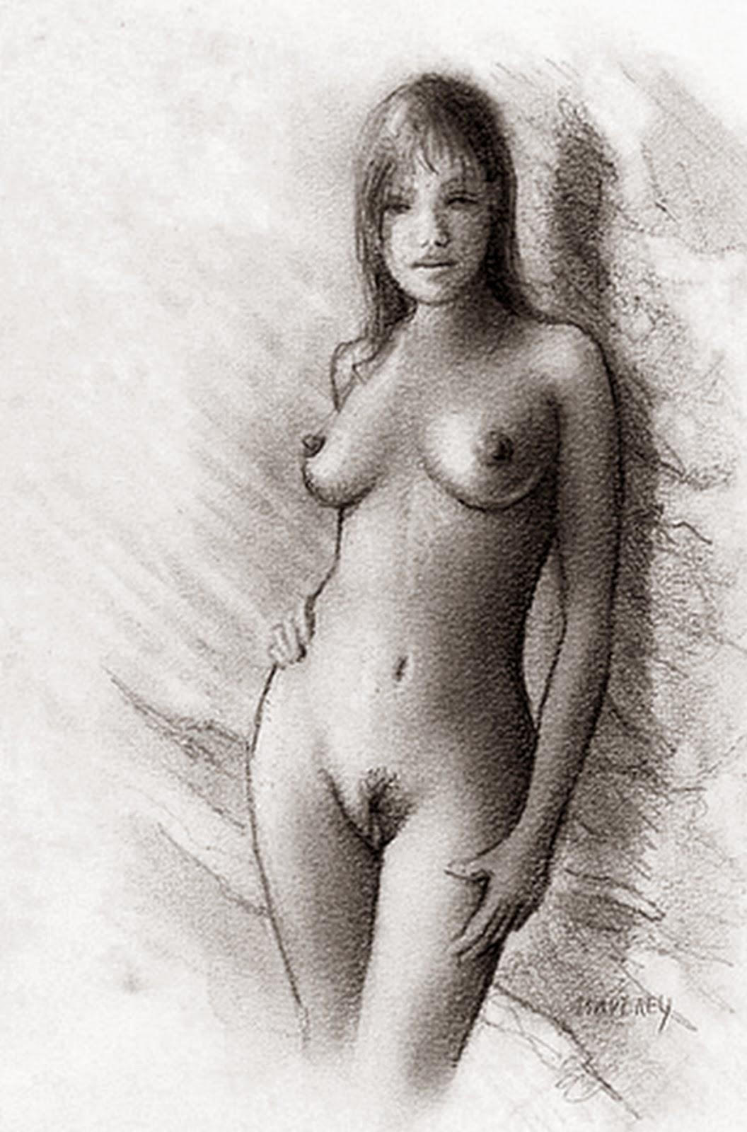 Desnudo mayores figura completa mujeres