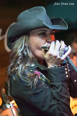 Crónica concierto Stacie Collins Leon Marzo 2012 por Fran Cea
